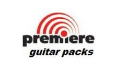 PREMIERE GUITAR PACKS