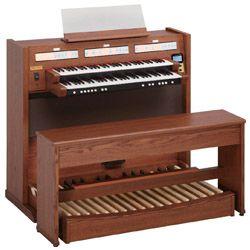 Органы и клавесины