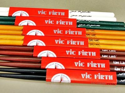 Барабанные палочки Vic Firth