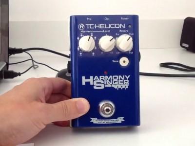 Вокальные процессоры TC Helicon