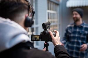 Фірмові аудіокомплекти для зйомки відеоконтенту від Sennheiser.