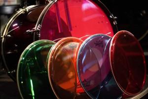 Високоякісні кольорові пластики для барабанів - Remo Colortone