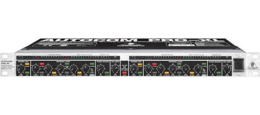 Процессор экспандер BEHRINGER MDX1600