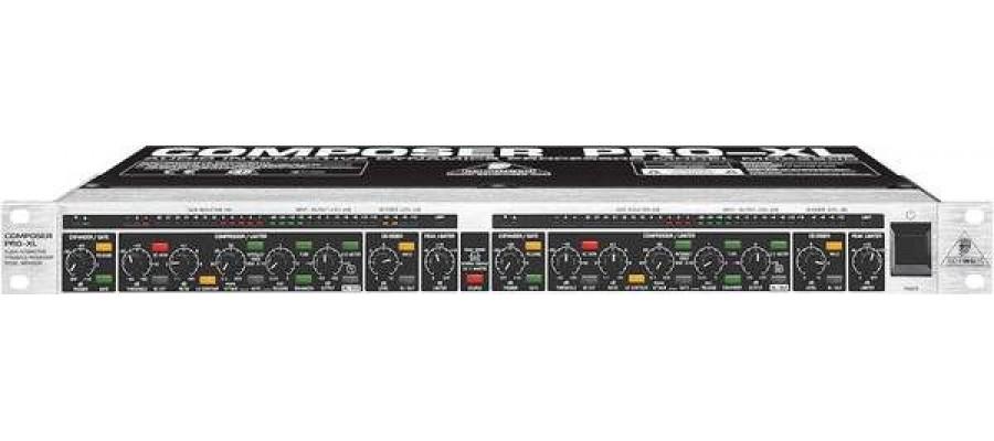 Процессор экспандер BEHRINGER MDX2600