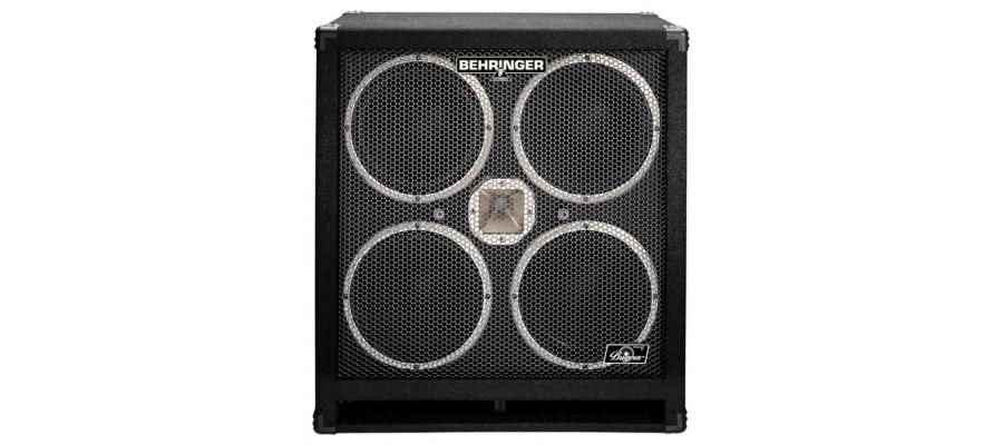 BEHRINGER Ultrabass BB410