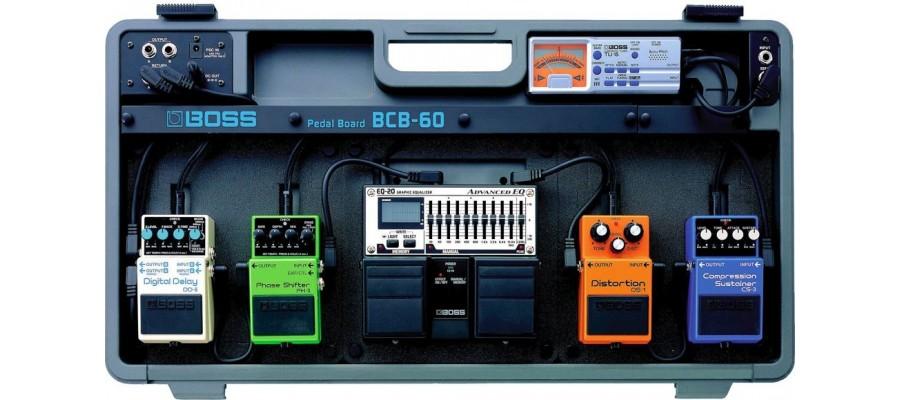 Кейс BOSS BCB-60 Pedal Board