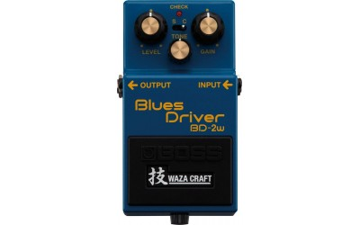 Педаль эффектов BOSS BD-2W Blues Driver