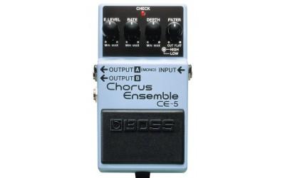 Педаль эффектов BOSS CE-5 Chorus Ensemble