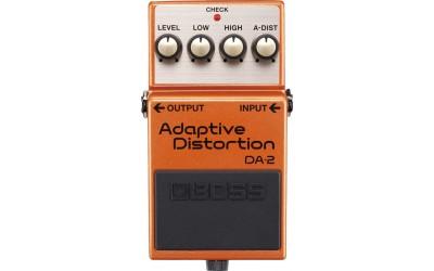 Гитарная педаль BOSS DA-2 Adaptive Distortion