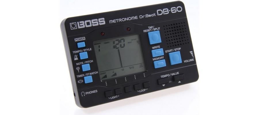 Метроном Boss DB-60