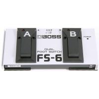 Ножной переключатель двойной BOSS FS-6