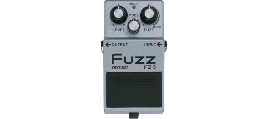 Педаль для гитары Boss FZ-5 Fuzz