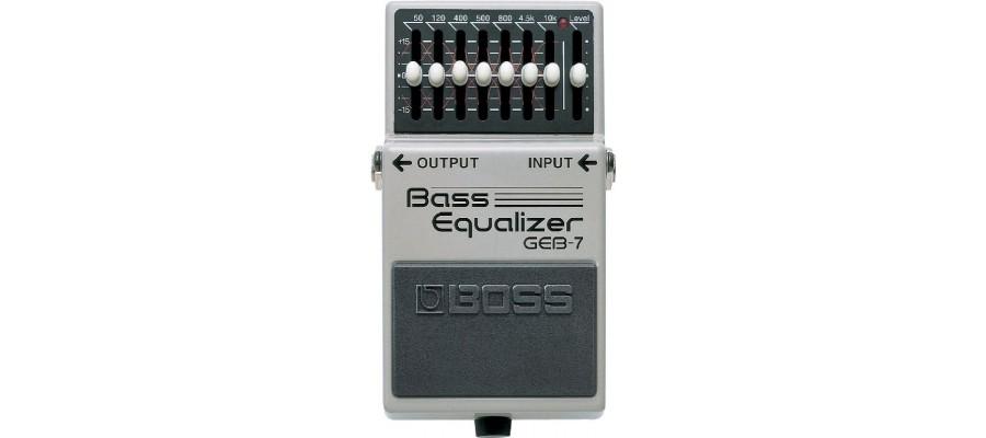 Педаль для гитар Boss GEB-7 Bass Equalizer