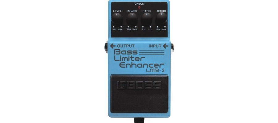 Педаль для гитар Boss LMB-3 Bass Limiter Enhancer