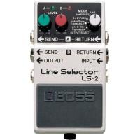 Педаль для гитар Boss LS-2 Line Selector