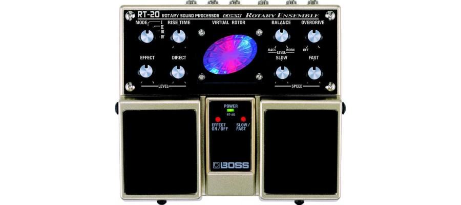 Педаль для гитар Boss RT-20 Rotary