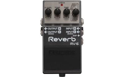 Педаль эффектов гитар BOSS RV-6