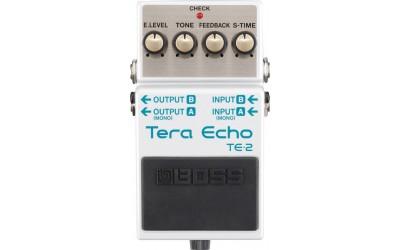 Гитарная педаль BOSS TE-2 Tera Echo