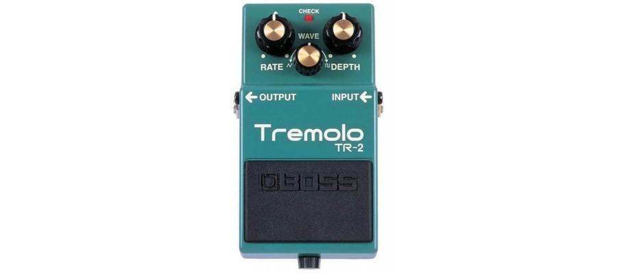 Педаль для гитары Boss TR-2 Tremolo