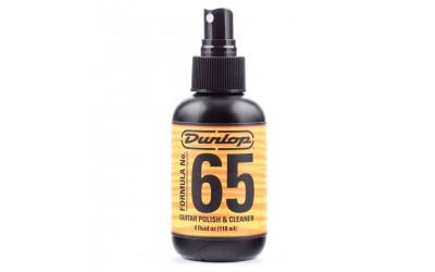 Полироль-очиститель DUNLOP 654 FORMULA 65 GUITAR POLISH AND CLEANER