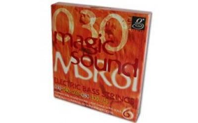 Струны для бас-гитары Galli MSR61