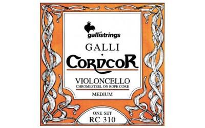 Струны для виолончели Galli RC310