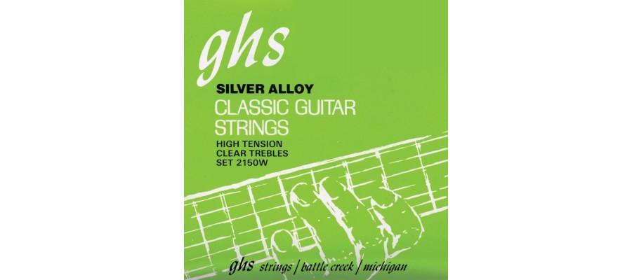 Струны для классической гитары GHS 2150W