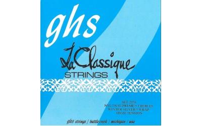 Струны для классической гитары GHS 2370