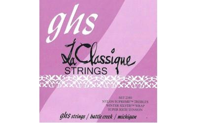 Струны для классической гитары GHS 2380