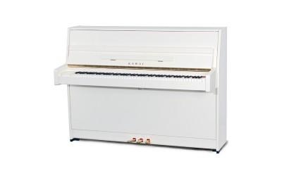Акустическое пианино Kawai K15E WHP