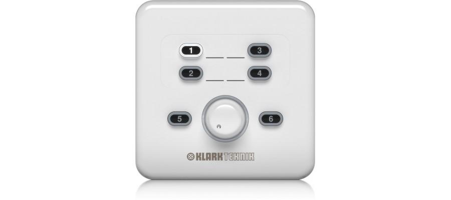 Настенный контроллер Klark Teknik CP8000EU.