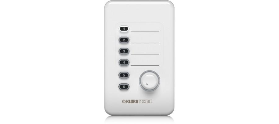Настенный контроллер Klark Teknik CP8000UL.