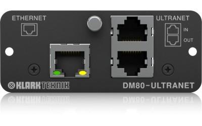 Межпроцессорный цифровой интерфейс Klark Teknik DM80-ULTRANET