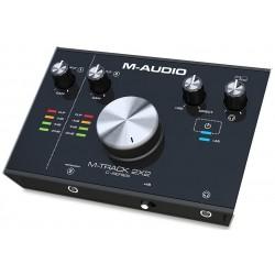 Аудио USB-интерфейс M-AUDIO M-TRACK 2X2 C-series