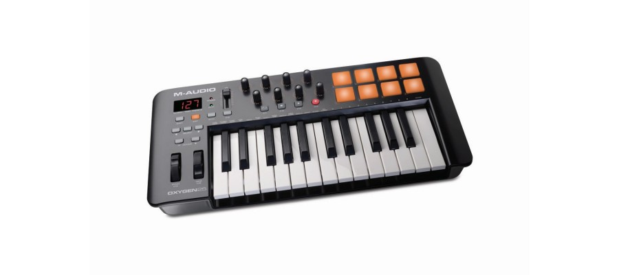 MIDI-клавиатура M-Audio OXYGEN 25 IV