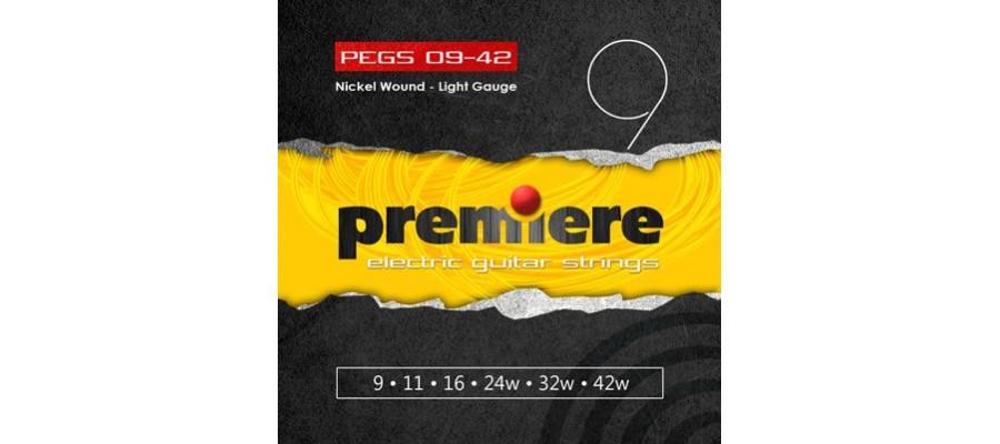 PREMIERE STRINGS PEGS09-42