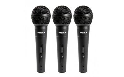 Набор микрофонов Proel DM800KIT