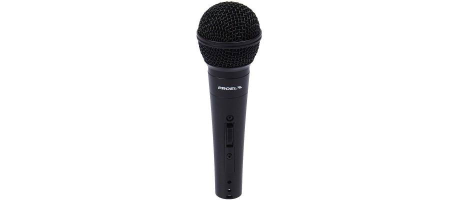 Набор вокальный Proel PSE3