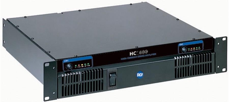 Усилитель мощности RCF HC1600