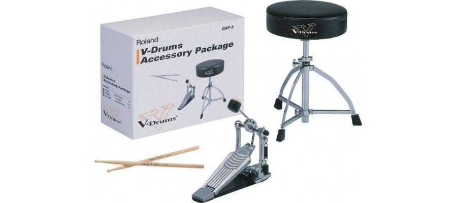 Комплект для барабанщика ROLAND DAP3