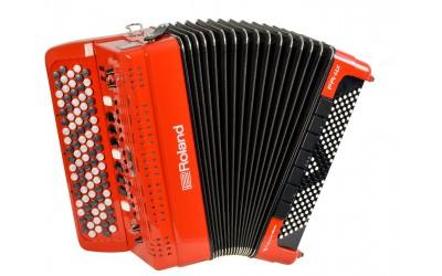 Цифровой баян Roland FR-4XB-RD