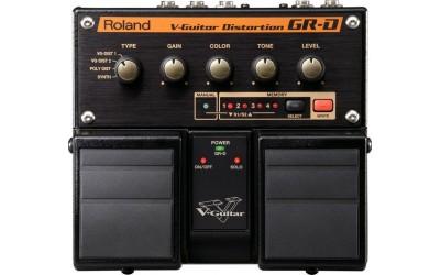 Гитарная педаль ROLAND GR-D V-Guitar дисторшн