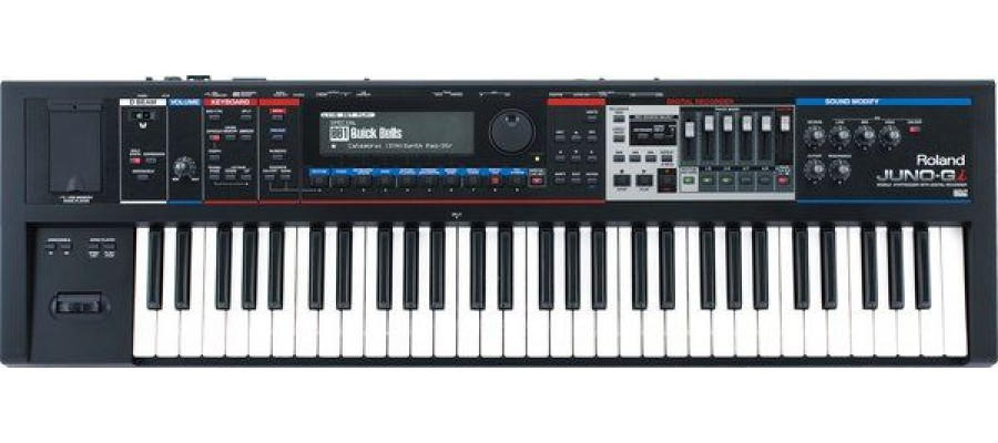 Клавишный синтезатор ROLAND JUNO-Gi