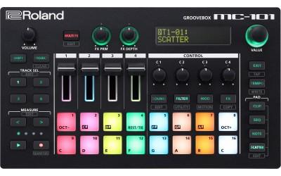 Грувбокс Roland MC101