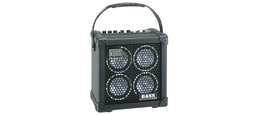 Комбоусилитель ROLAND Micro Cube Bass RX