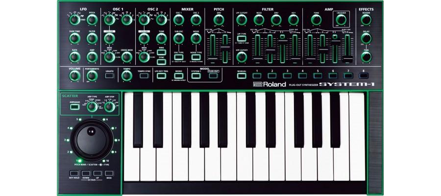 Синтезатор Roland SYSTEM-1 Aira