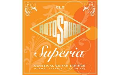 ROTOSOUND CL2 Superia Classical Nylon Tie On (струны гитарные, класические, нейлоновые)