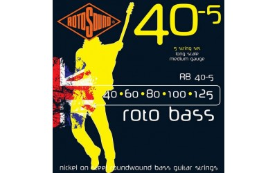 ROTOSOUND RB40-5