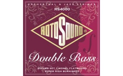 Струны для контрабаса ROTOSOUND RS4000