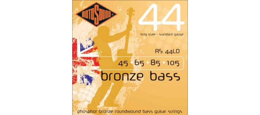 ROTOSOUND RS44LD струны для бас-гитар